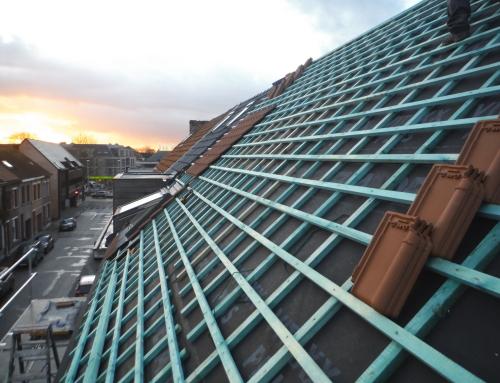 Hellende daken Antwerpen 01 Voor