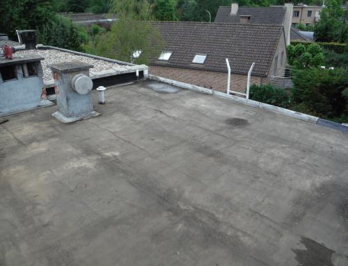 Platte daken Antwerpen 01 Voor